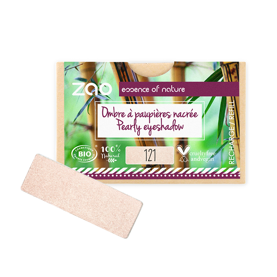 ZAO-Makeup-Refill-Rectangle-Eyeshadow-121-Pearly-Ivory