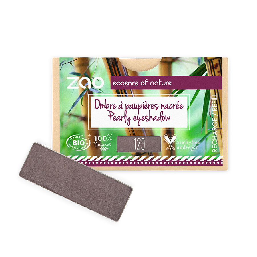 ZAO-Makeup-Refill-Rectangle-Eyeshadow-129-Taupe