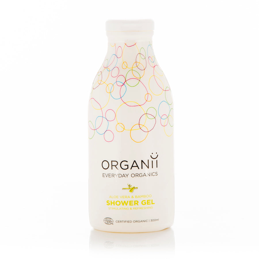 Organii-Organic-Aloe-Vera-and-Bamboo-Shower-Gel-300ml