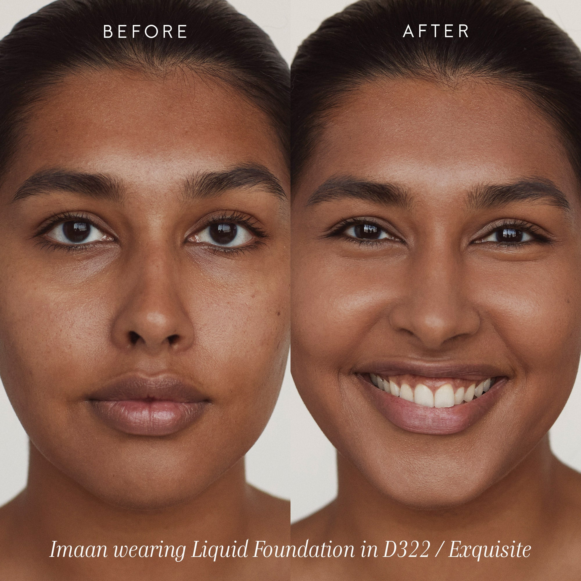 Kjaer-Weis-Invisible-Touch-Liquid-Foundation-Before-and-After-D322-Exquisite