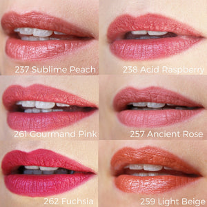 couleur-caramel-lipstick-swatches