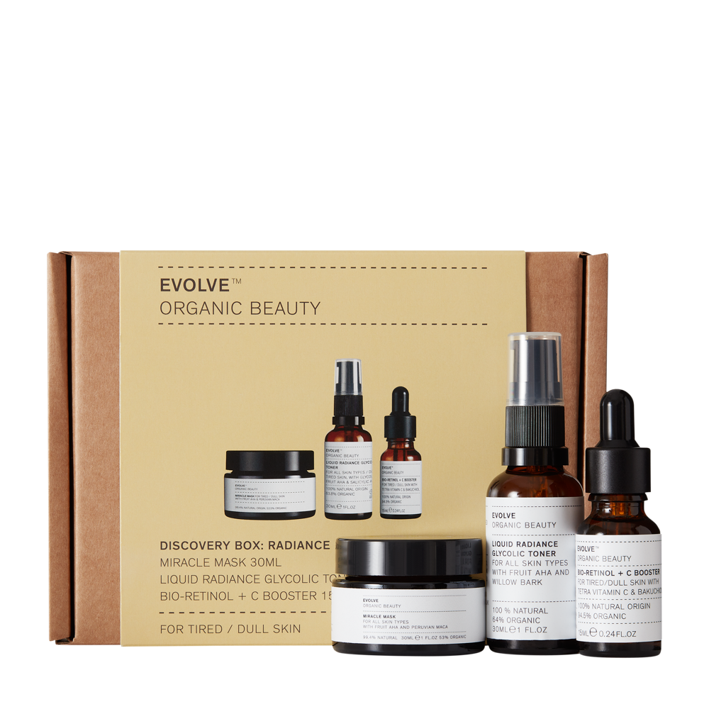 Evolve Beauty - Discovery Box: Radiance