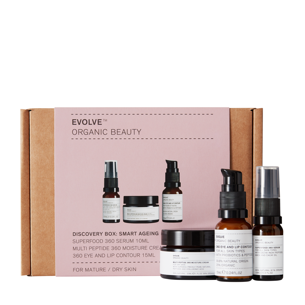 Evolve Beauty - Discovery Kit: Smart Ageing