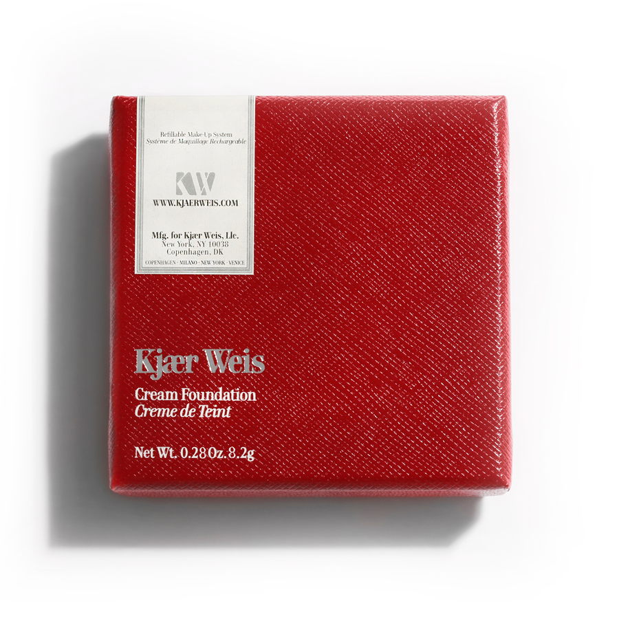 Kjaer-Weis-Cream-Foundation-Box-Packaging