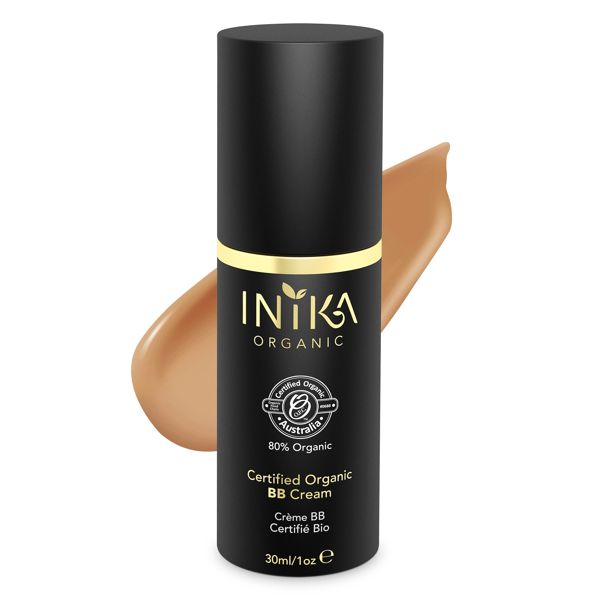 INIKA - Certified Organic BB Cream