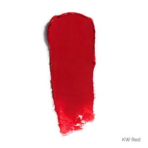 Kjaer-Weis-KW-Red-Lipstick-Swatch