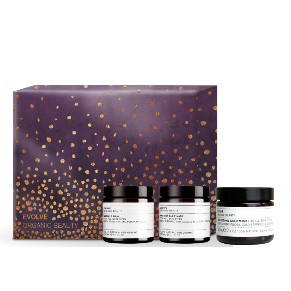 Evolve Beauty - Masking Trio