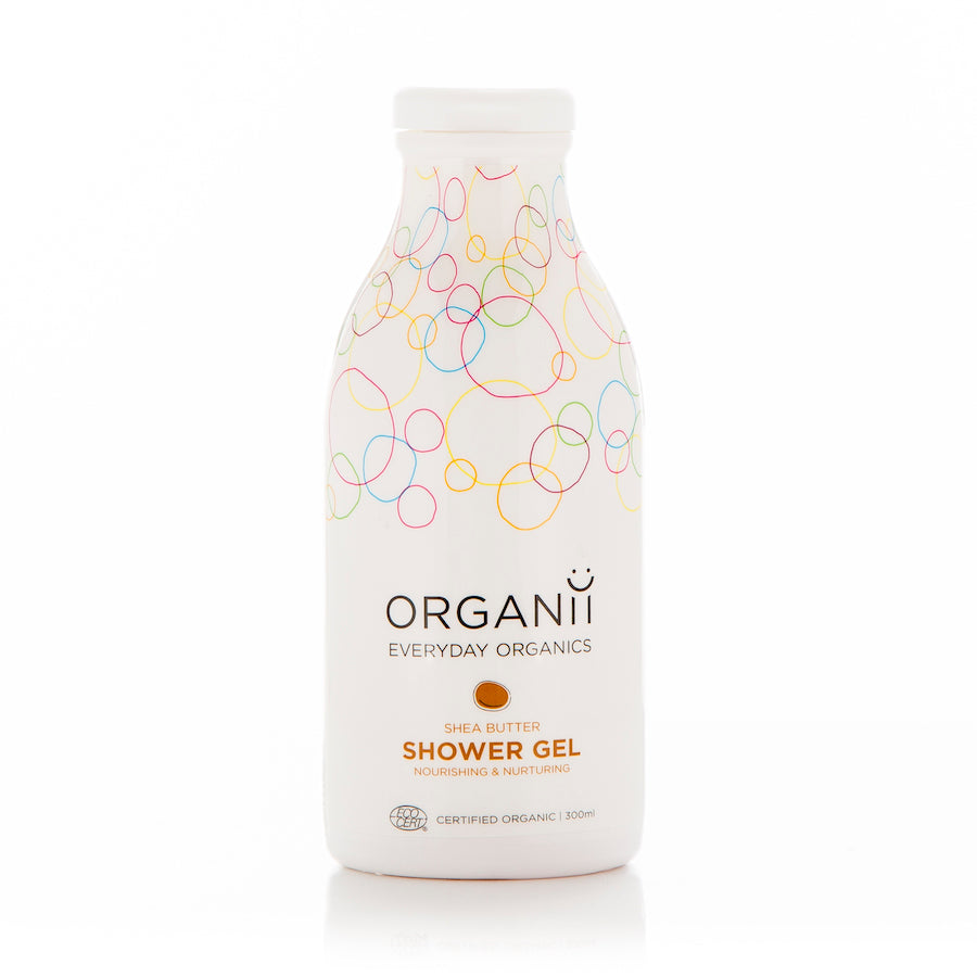 Organii-Organic-Shea-Butter-Shower-Gel-300ml
