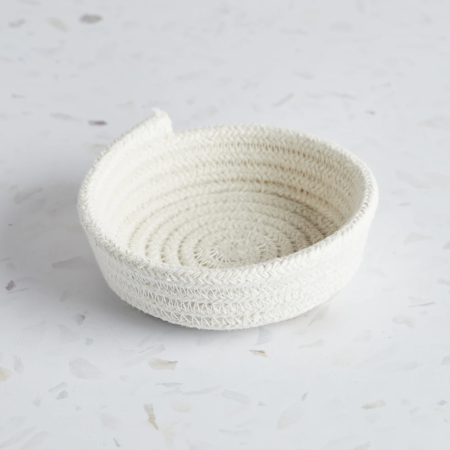 Tabitha Eve - Small Cotton Eco Twist Bowl