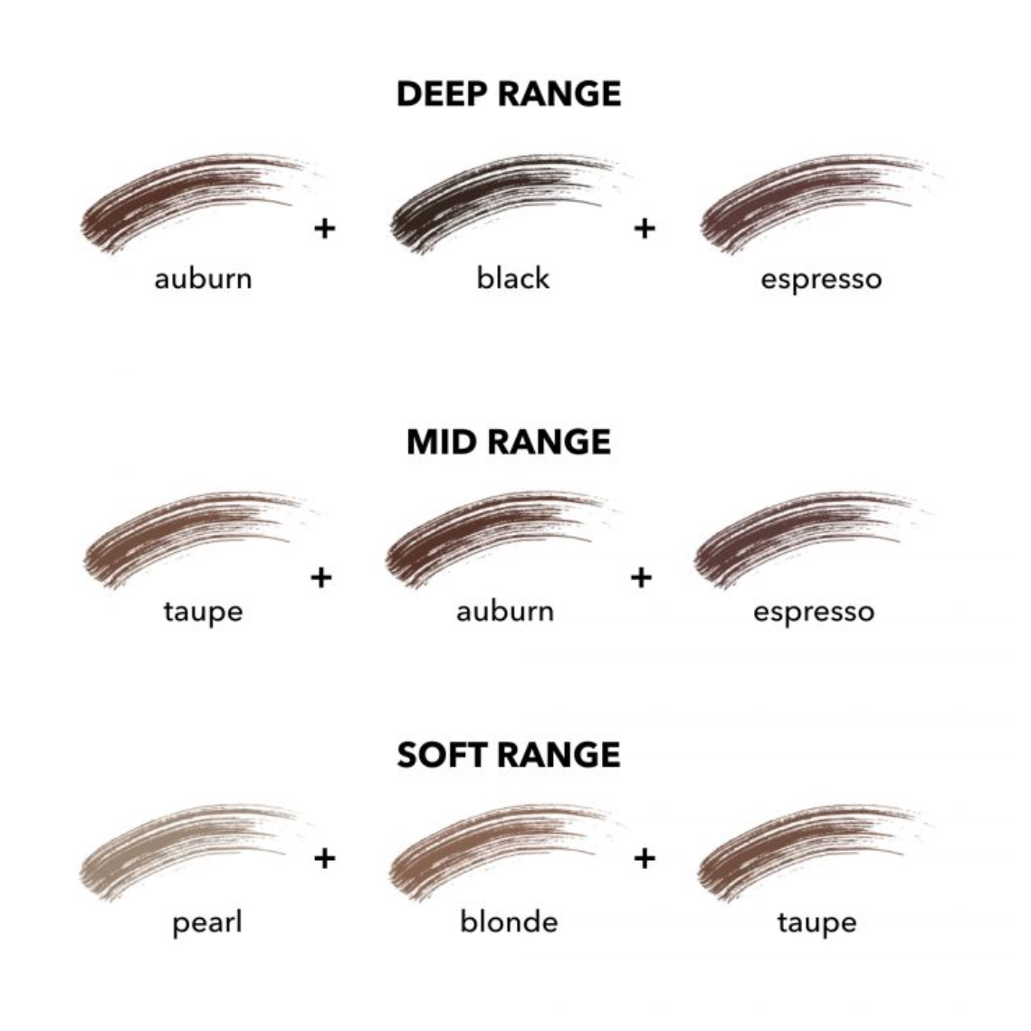 Hynt Beauty - Eyebrow Definer Sample Set