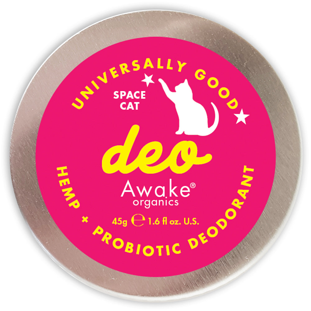Awake Organics - Space Cat Deodorant