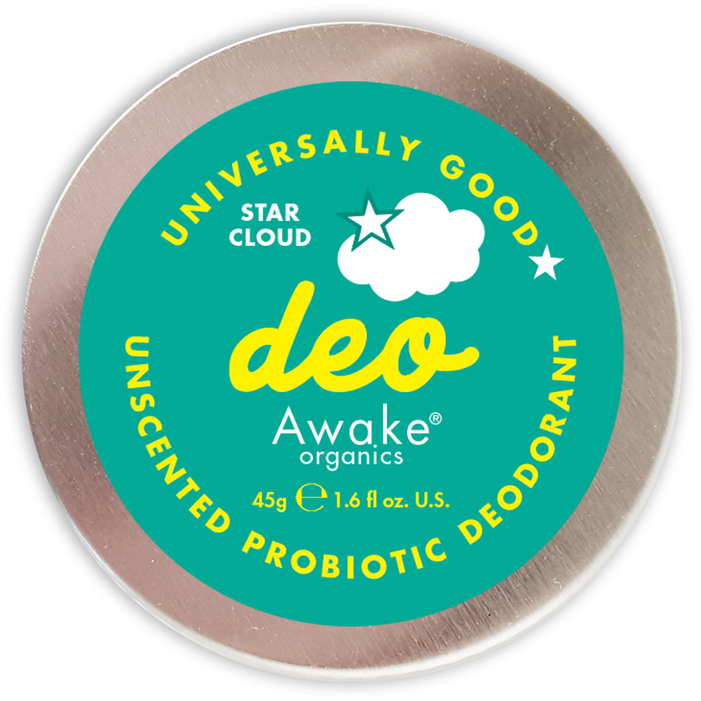 Awake Organics - Star Cloud Natural Deodorant