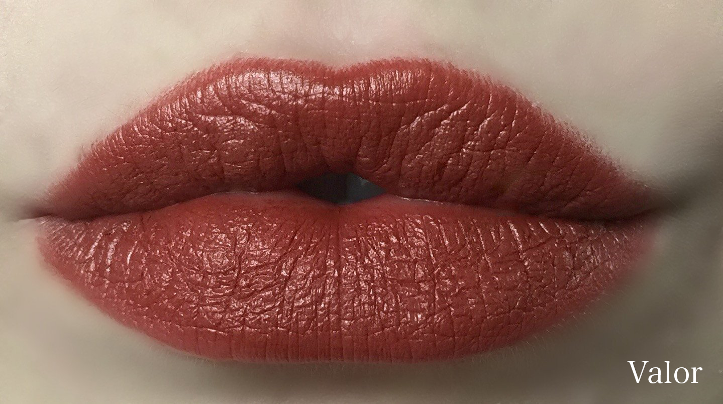 Axiology-Lip-Crayon-Valor-On-Lips-UK