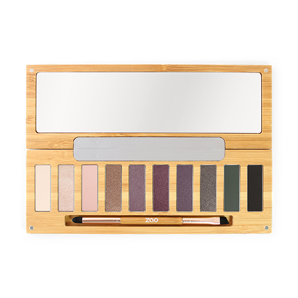 ZAO Makeup - Eyeshadow Palette 'Clin d'oeil' No.1