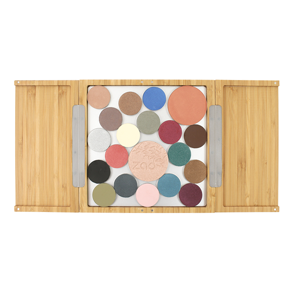 ZAO-Makeup-Large-Bamboo-Magnetic-Makeup-Palette-refill