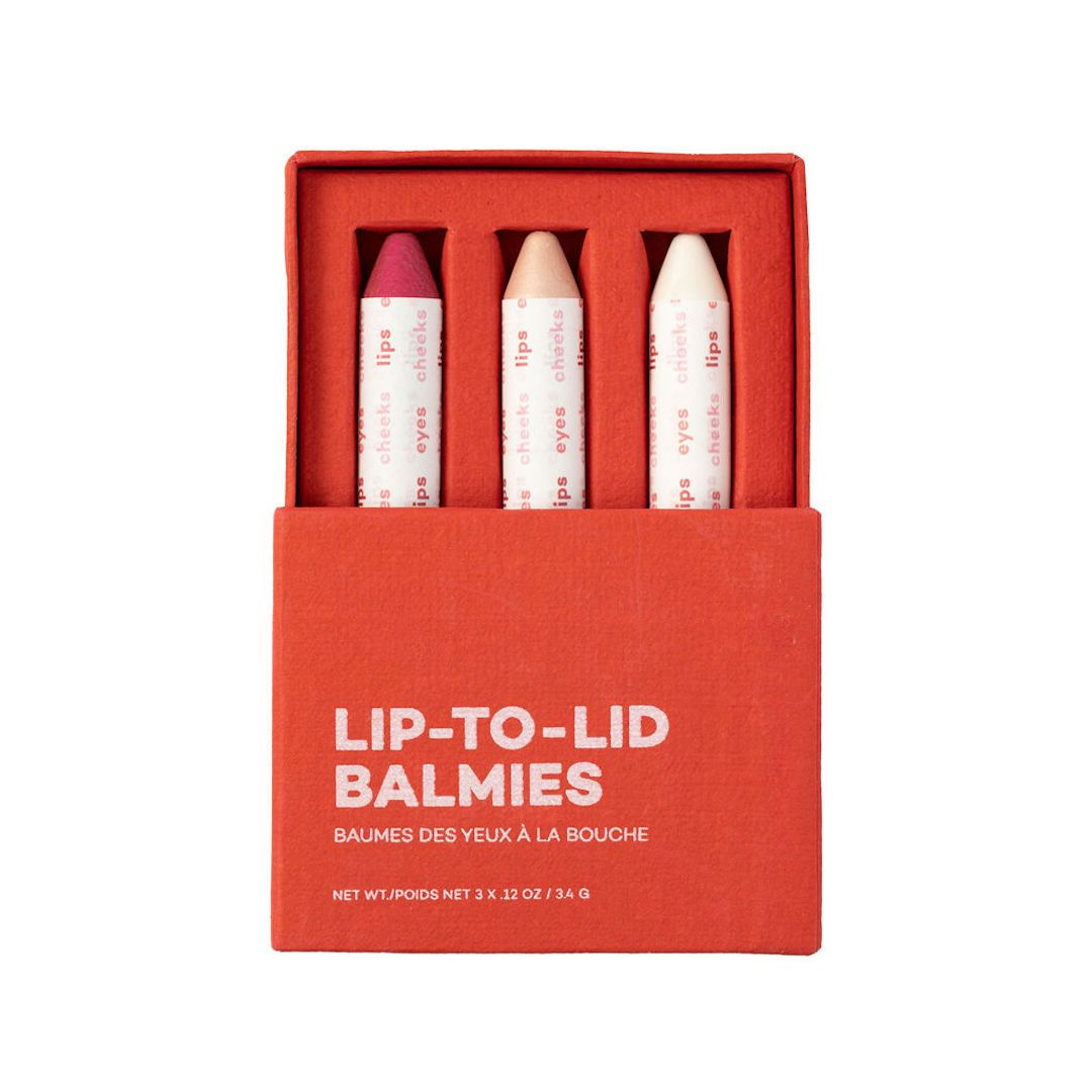 Axiology - Lip to Lid Balmie - Ice Ice Berry Christmas Edition