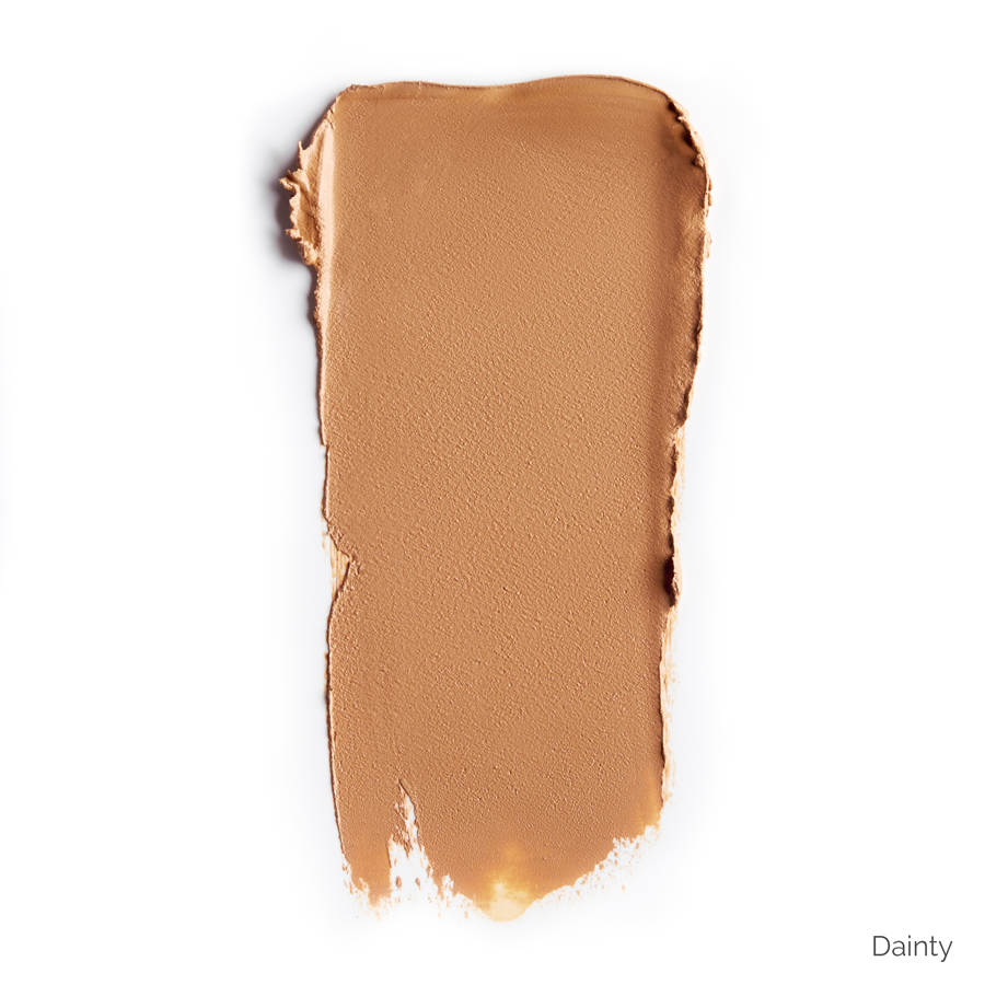 Kjaer-Weis-Cream-Foundation-Dainty-UK-Swatch