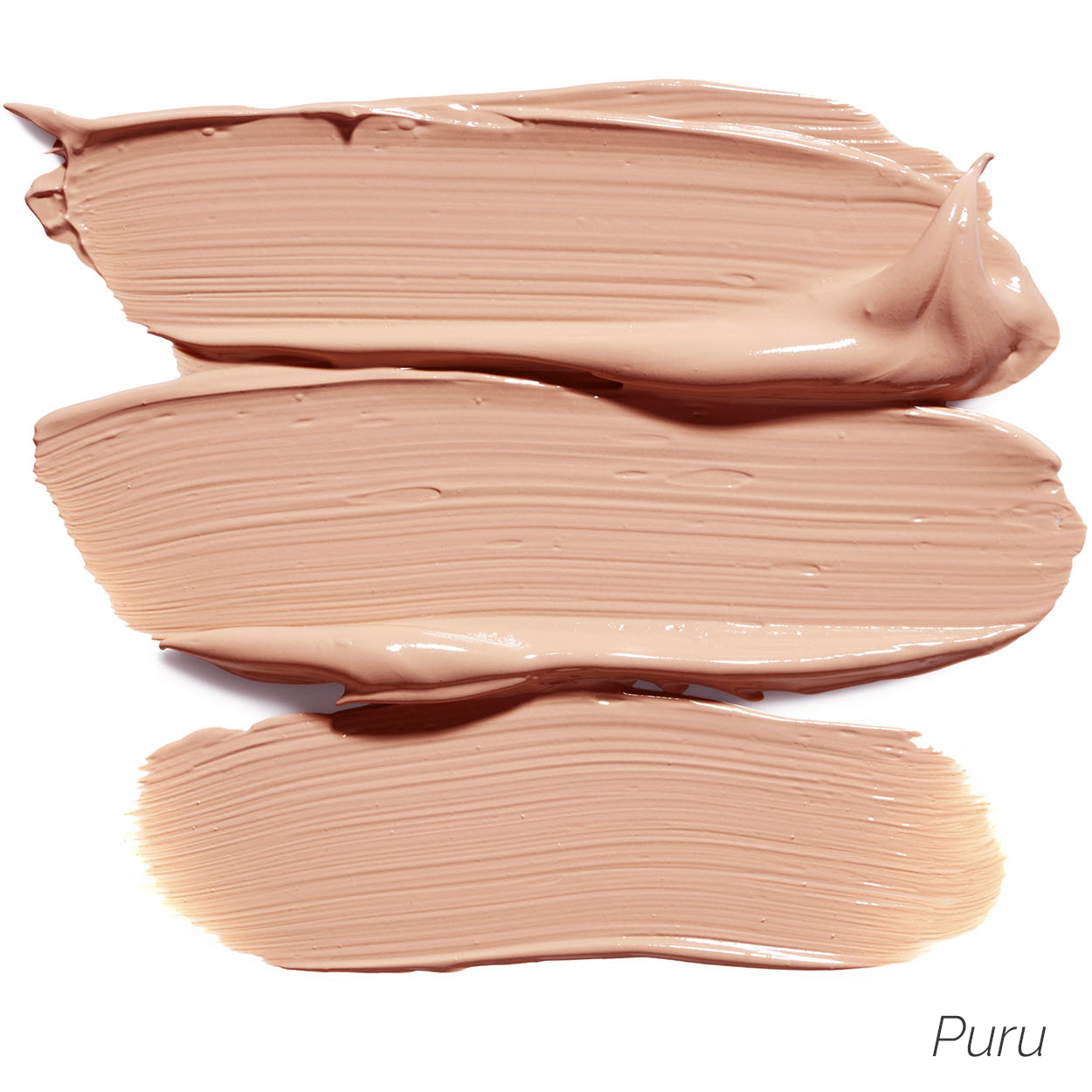 NUI Cosmetics - Liquid Foundation Sample