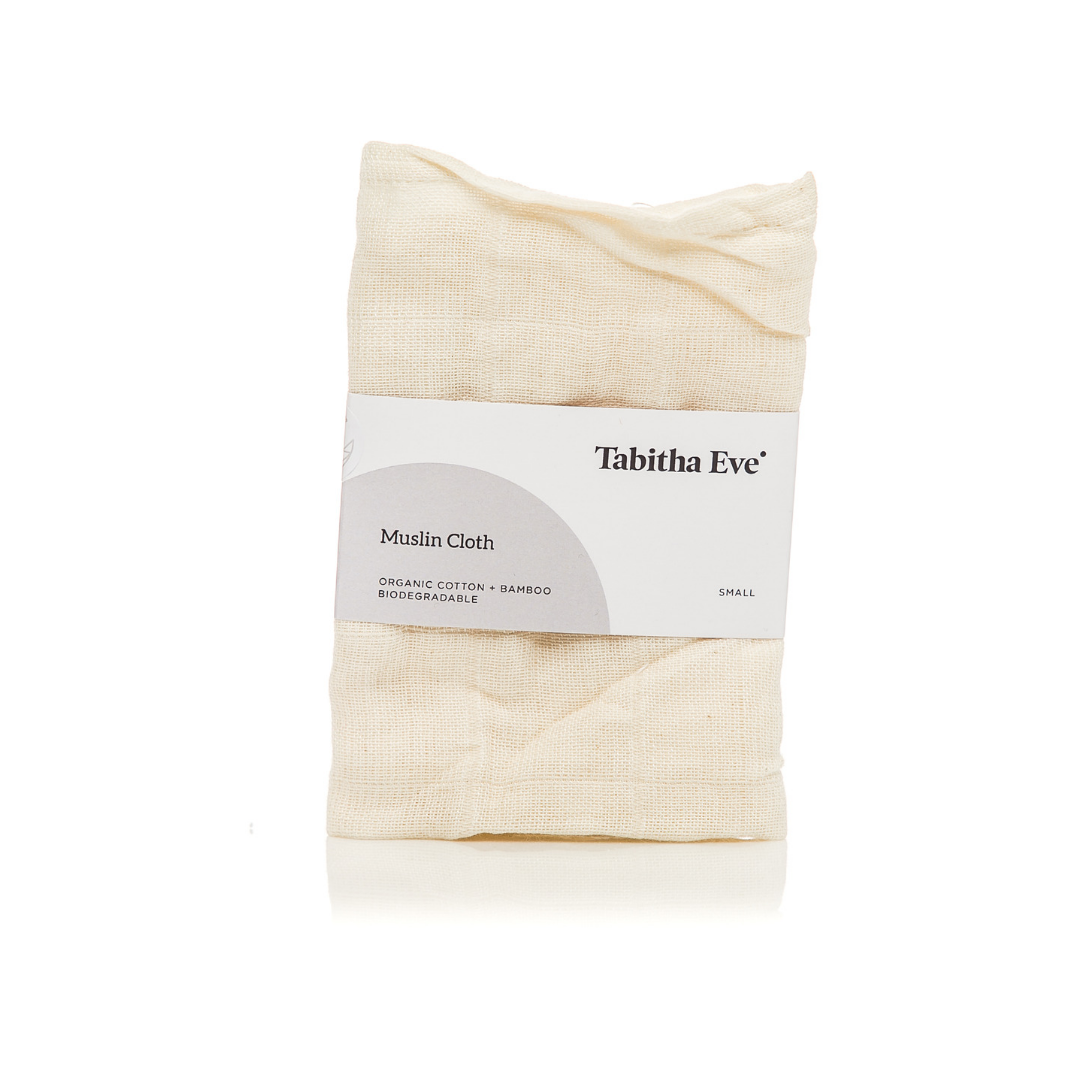 Tabitha Eve - Organic Bamboo and Cotton Muslin