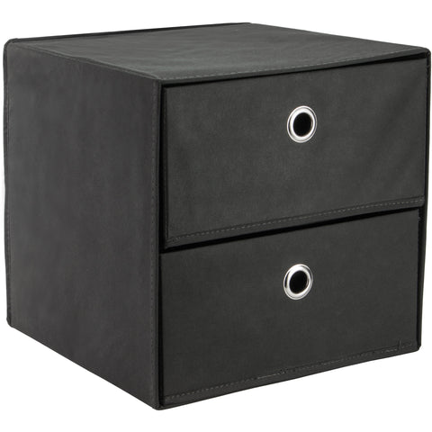 """Mega"" Versatile Canvas Storage Boxes."