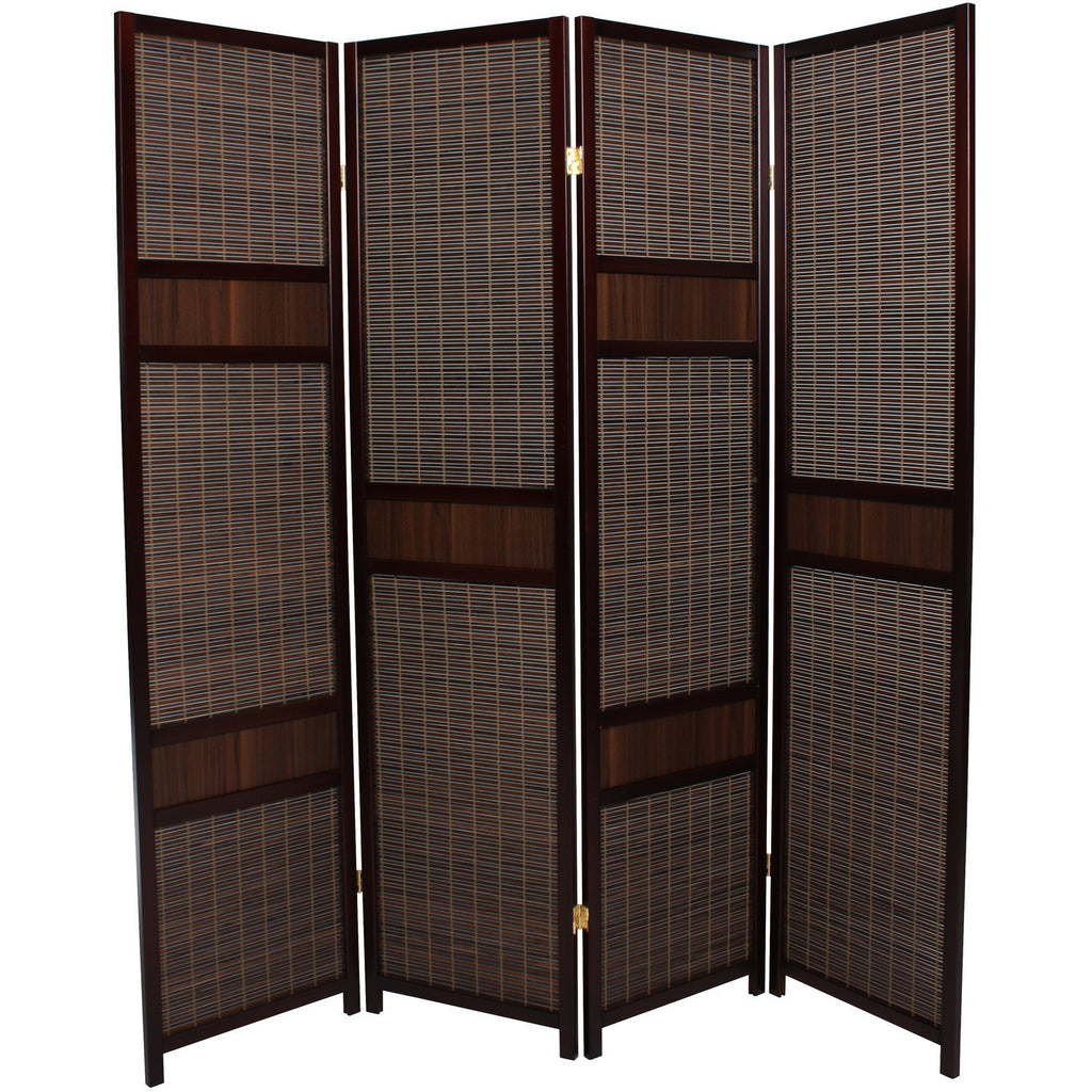 luxury wood panel folding room divider privacy screen high quality freedom homestore. Black Bedroom Furniture Sets. Home Design Ideas