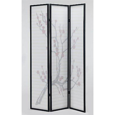 Tokyo Cherry Blossom. Japan Style Room Divider Rice Paper Partition Screen, at Freedom Homestore