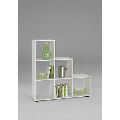 'Mega' Range Floor Standing Pyramid / Triangle Display Room Divider Shelf Units., [product_variation] - Freedom Homestore