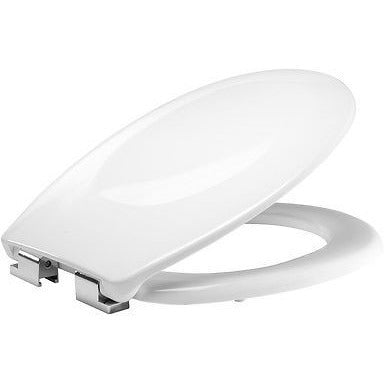 Roper Rhodes 9001wsc White Soft Close Thermoset Plastic Toilet Seat., [product_variation] - Freedom Homestore
