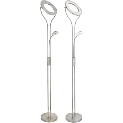 "Marco Tielle ""Halo"" LED Mother & Child Floor Lamp. Touch Control Dimmable MT4001, [product_variation] - Freedom Homestore"