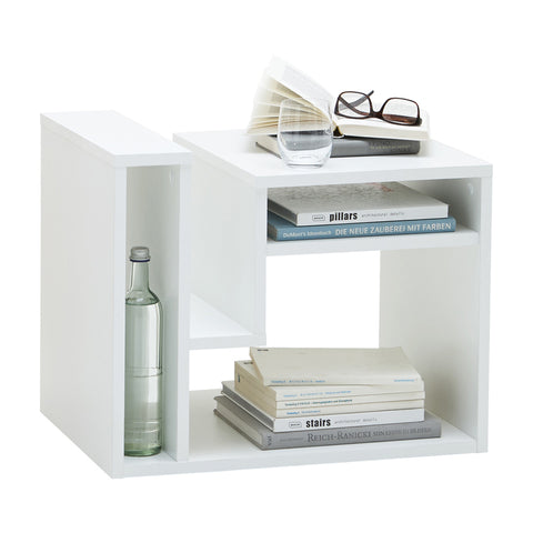 'Fritz' Designer Rotating End Table / Bedside. Vertical or Horizontal Table., [product_variation] - Freedom Homestore