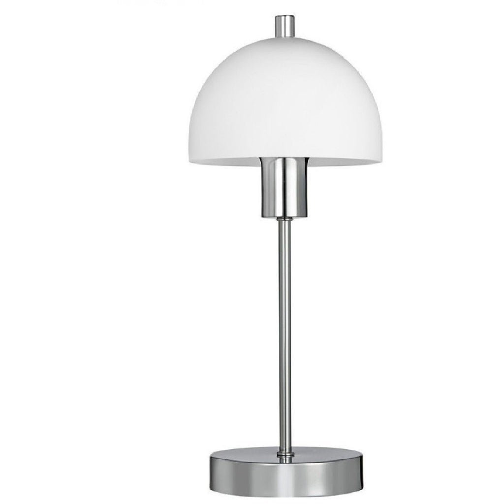 Searchlight 5165/5167 Modern Table Lamp Light in Black or White, [product_variation] - Freedom Homestore