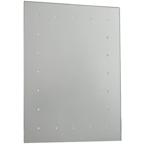 BATTERY OPERATED - Illuminated LED Bathroom Mirror SAXBY 51898, [product_variation] - Freedom Homestore