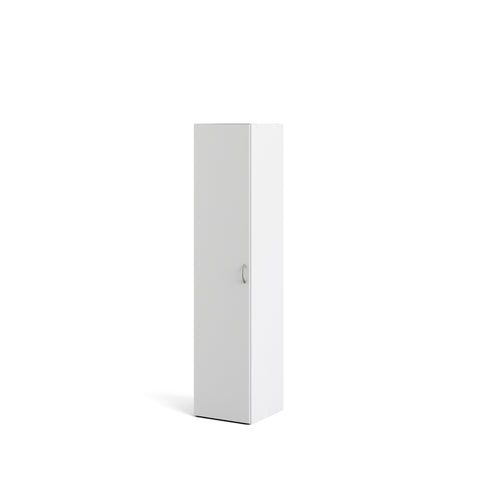 "Tvilum ""Space"" Tall & Thin Shoe Storage Cabinet/Cupboard. White."