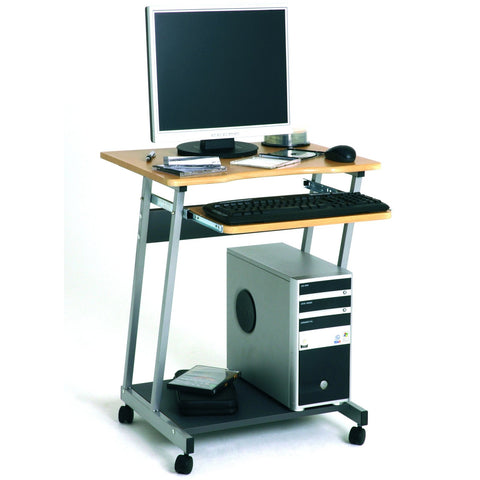 Computer Desk PC Table Trolley Z Shape 91742, [product_variation] - Freedom Homestore