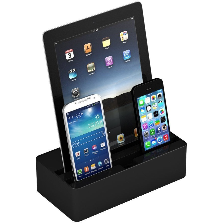 ALLDOCK (as seen on KickStarter). Rapid Multi-Charger Dock for iPod iPad Android, [product_variation] - Freedom Homestore