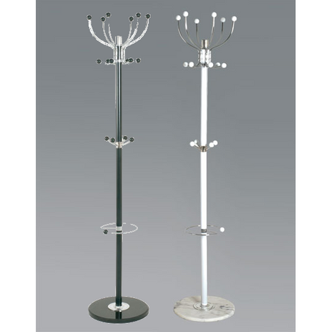Marble Base Hall Tree Coat Stand Hat Rack Aldo