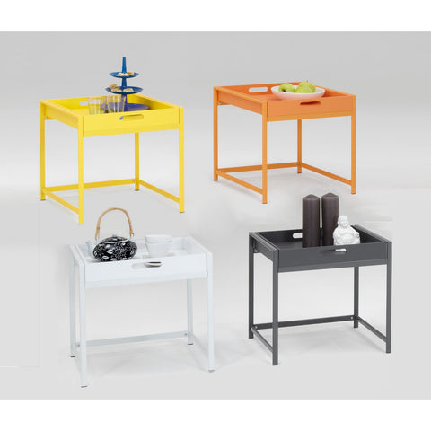 """Annika"". Multi-Function Serving Tray / Dinner Tray & Side Table."