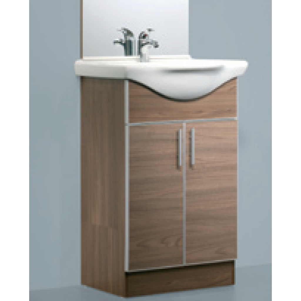*Clearance* Roper Rhodes 'Signatures' Floor Standing Bathroom Vanity Unit With Sink., [product_variation] - Freedom Homestore