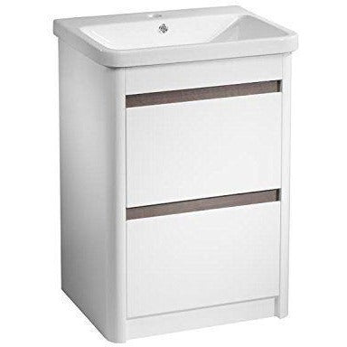 *Clearance* Roper Rhodes 'Refresh' Floor Standing Vanity Unit With Sink.