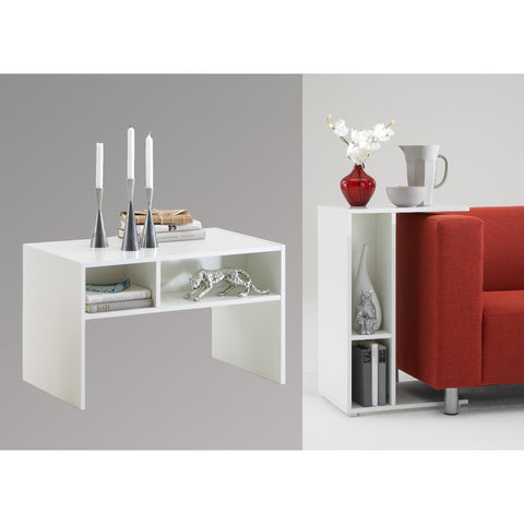 'Change' Rotating Bedside / End Table. Vertical or Horizontal Table., [product_variation] - Freedom Homestore