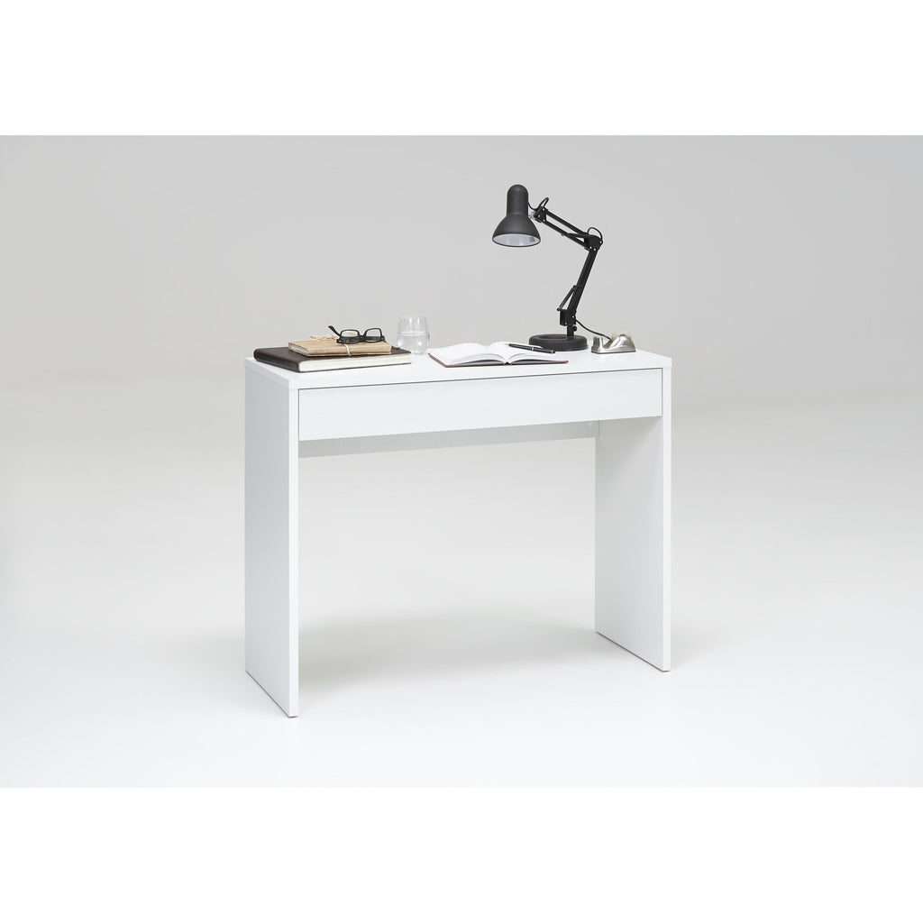 """Checker"" Dressing Table, Hallway Console or Slim PC Table, With Drawer, [product_variation] - Freedom Homestore"