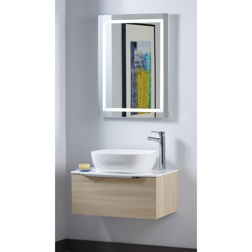 Clearance* Roper Rhodes R2 \'Figure\' Wall Mounted 70cm Vanity With ...