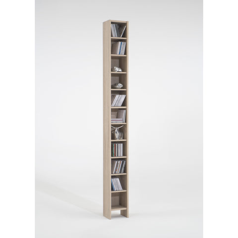 Hallo Tall CD U0026 DVD Storage / Bookcase Tower Shelf, [product_variation]    Freedom