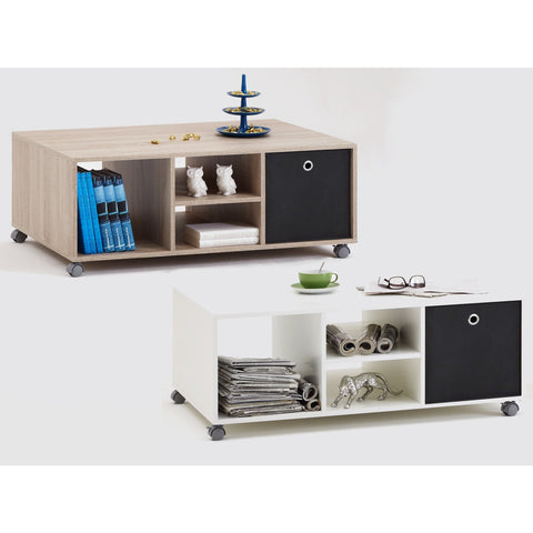 """Harri"" Designer Coffee / End Table / TV Hifi Stand Unit. Mega Range"
