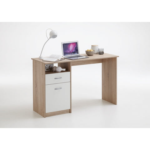 """Jackson"" Medium PC Desk Computer Table With Drawer & Cupboard, [product_variation] - Freedom Homestore"