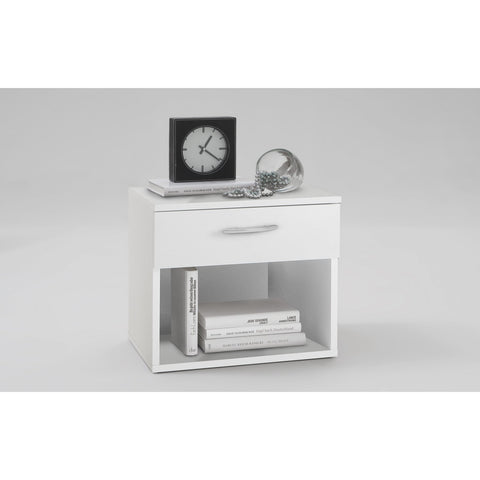 'Jonny' Designer Bedside / End Table Range. Wood Finish. Choice of Colour., [product_variation] - Freedom Homestore