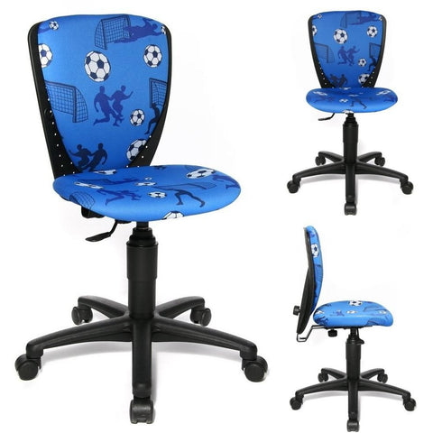 TopStar Premium Kids Office Chair - Juniour S'cool (School) Gas Lift Children