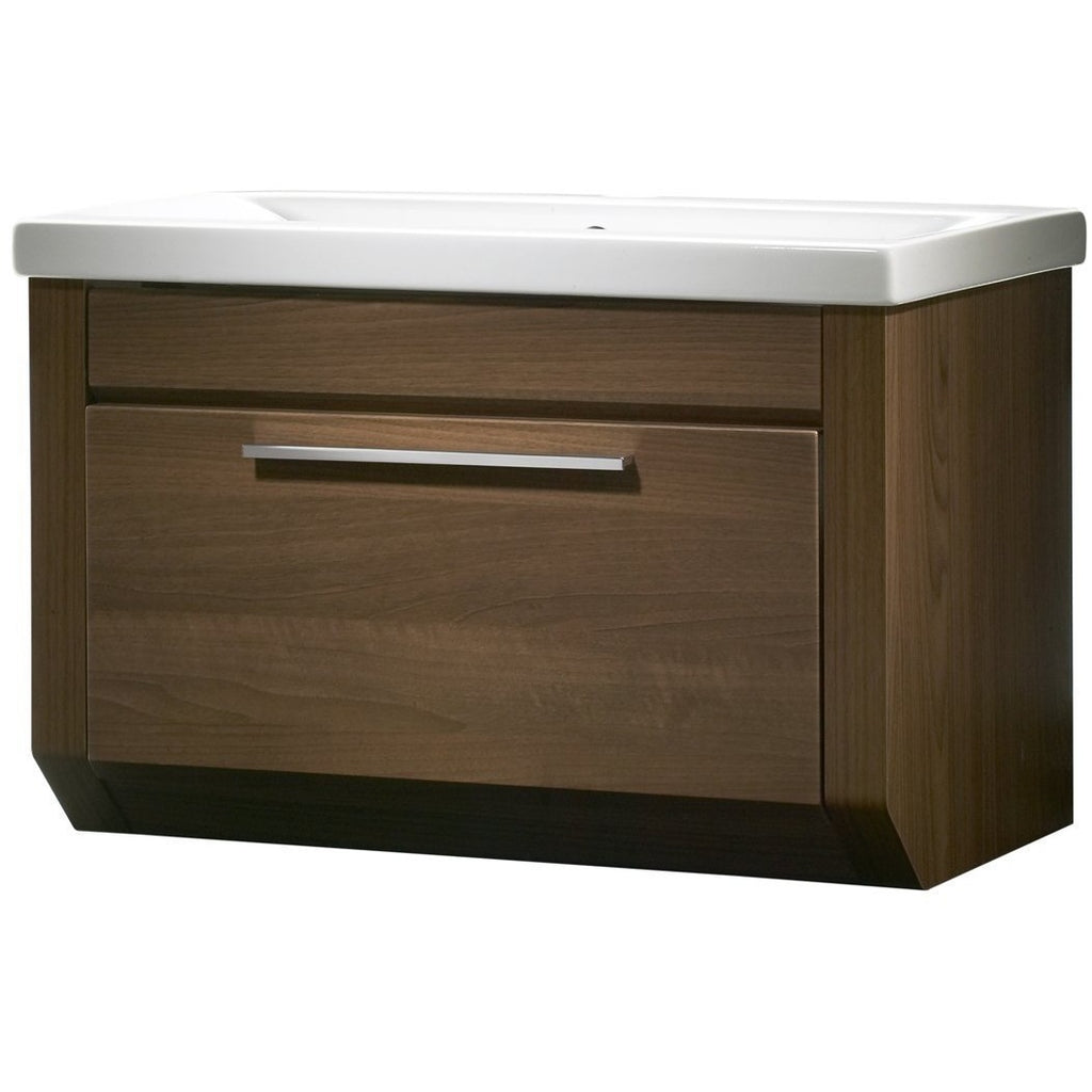 *Clearance* Roper Rhodes 'Kato' Wall Mounted Bathroom Vanity With Sink. KA7WAW, [product_variation] - Freedom Homestore