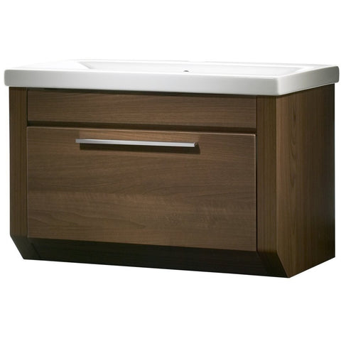 *Clearance* Roper Rhodes 'Kato' Wall Mounted Bathroom Vanity With Sink. KA7WAW
