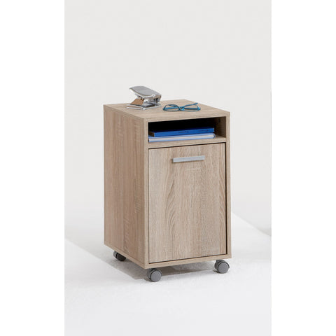 Laurenz Under-Desk Mobile Cabinet Pedestal w Castors. PC Table File Storage., [product_variation] - Freedom Homestore
